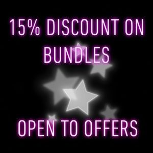 Accessories - 😊 Make a bundle and make an offer 😊